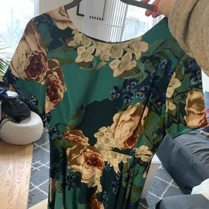 Beautiful Anthropologie dress! Only worn once!